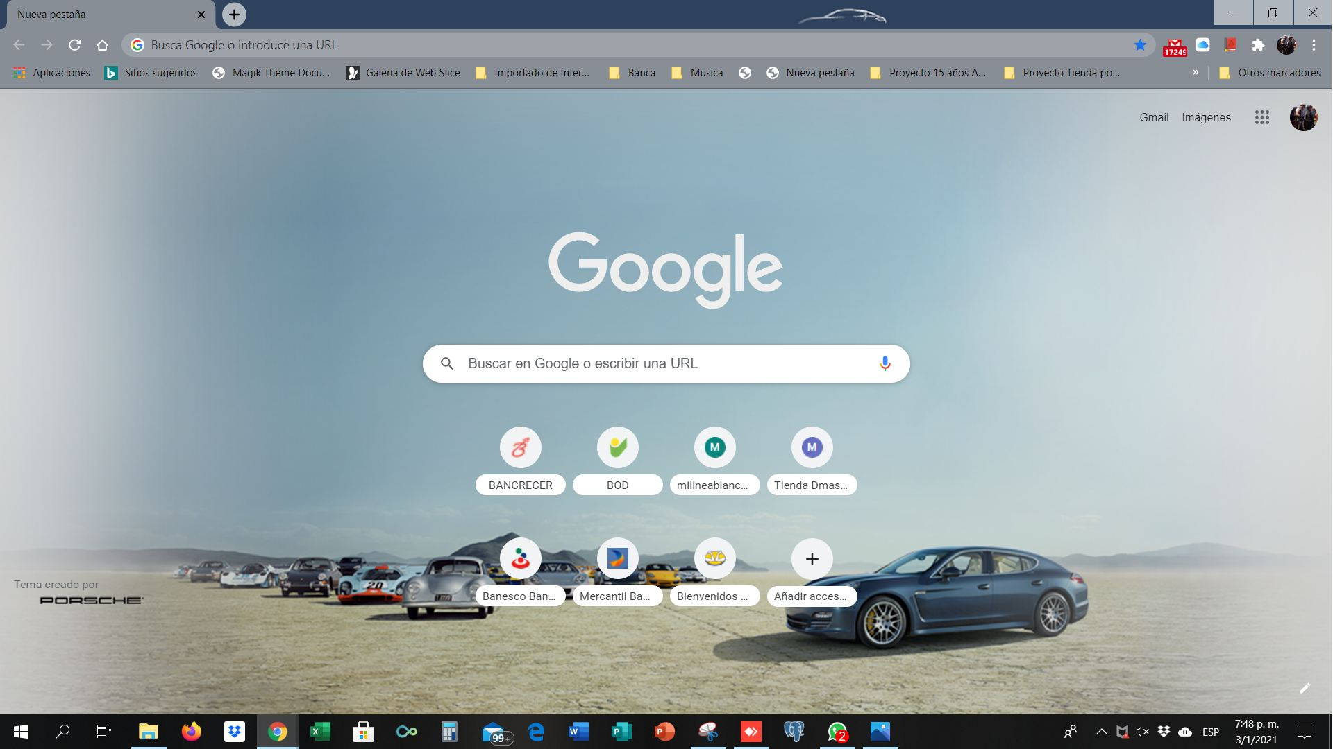 Abre Google Chrome