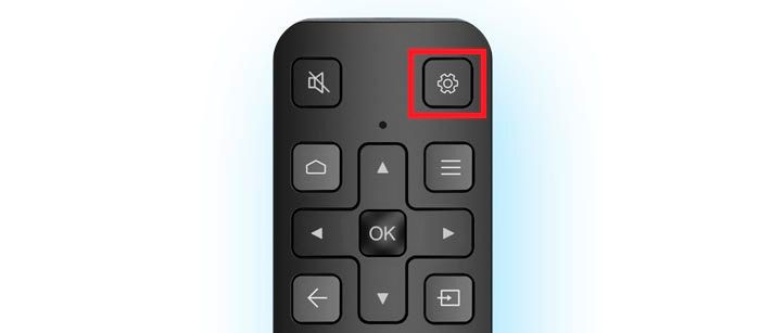 Abrir configuracion de imagen Android TV TCL