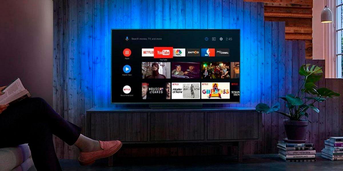 Abrir cualquier app sin cambiar el launcher Android TV