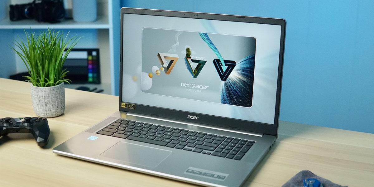 Acer Chromebook 317 características