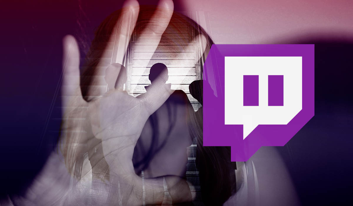 Acoso sexual Twitch