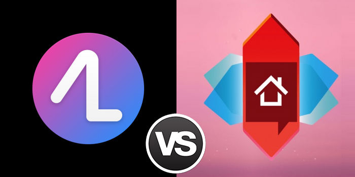 Action Launcher vs Nova Launcher