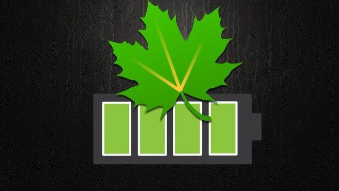Activar Auto Hibernar en Greenify