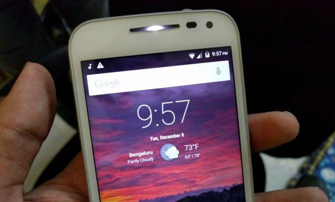 Activar LED en Moto G con Android 6.0
