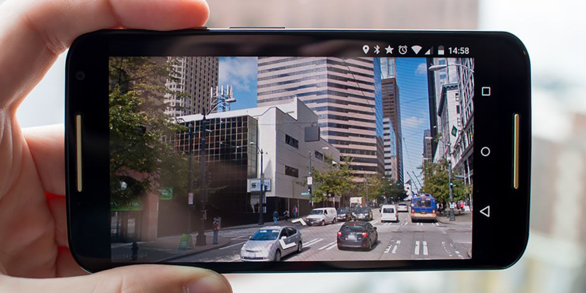 Activar capa Street View en Google Maps Android