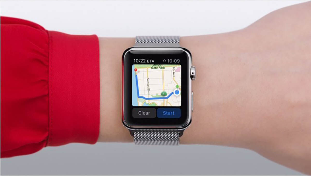 Activar localización Apple Watch