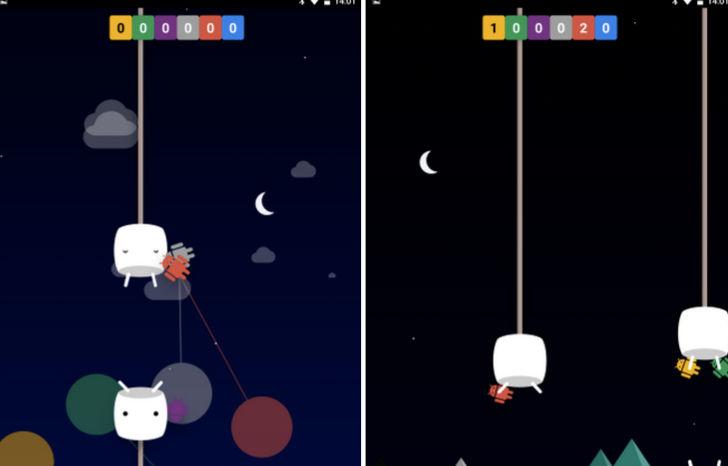 Activar multijugador en Easter Egg de Marshmallow