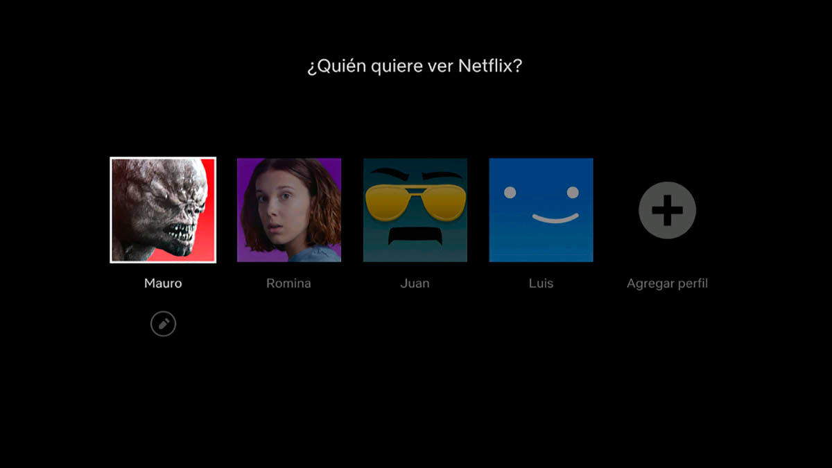 Activar panel de diagnostico Netflix Android TV