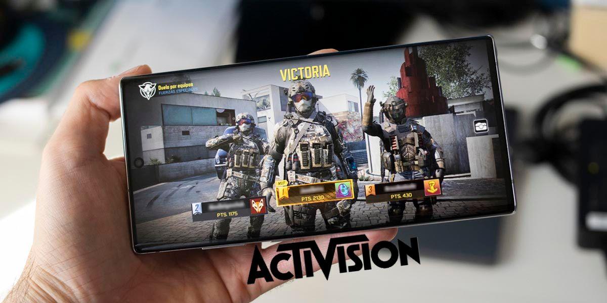 Activision portara mas juegos para moviles
