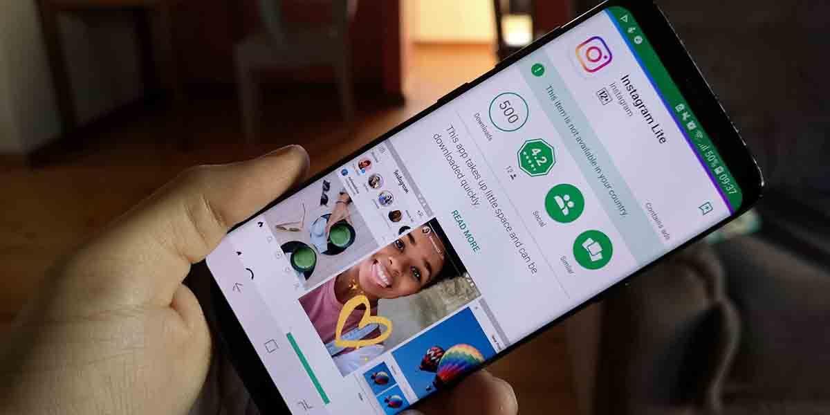 Actualiza Instagram para arreglar problemas de Reels