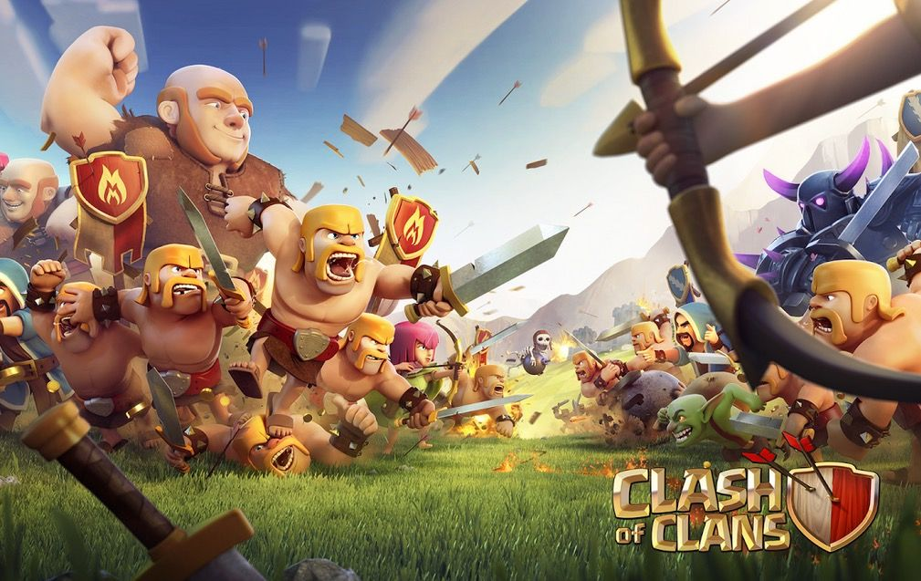 Actualización Clash of Clans