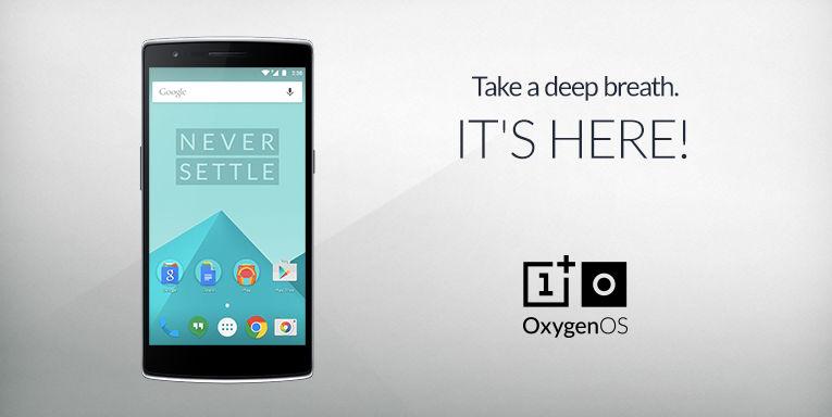 Actualización OxygenOS 1.0.2 para OnePlus soluciona Stagefright