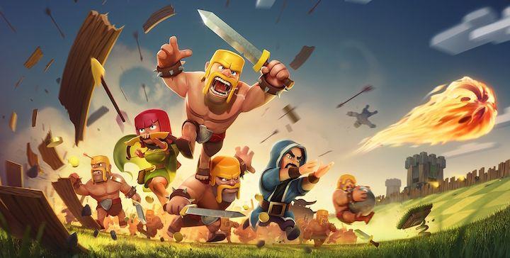 Actualización de Clash of Clans: Mina de gema, Magia y más