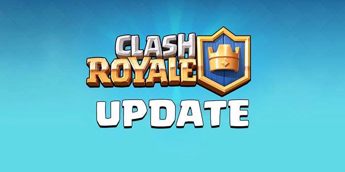 Actualizacion Clash Royale