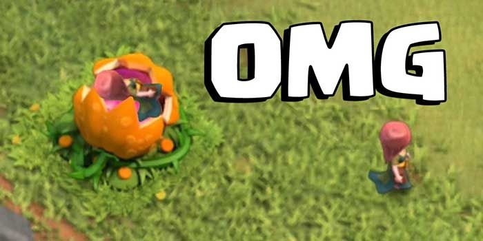 Actualizacion Halloween Clash of Clans 2017