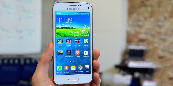 Actualizacion Samsung Galaxy S5 Mini