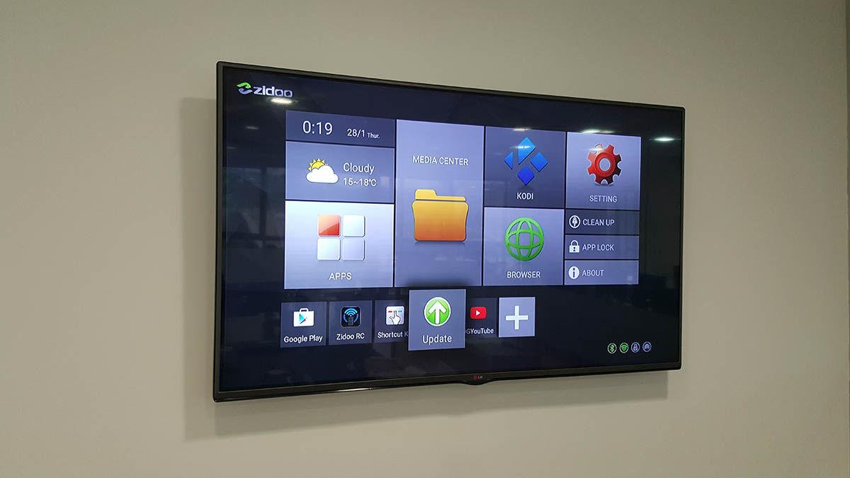 Actualizacion Zidoo X6 Pro