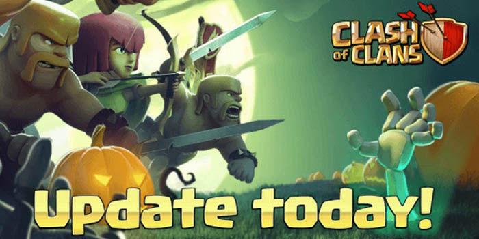 Actualizacion marzo Clash of Clans