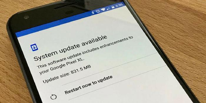 Actualizaciones de Android y seguridad hasta 2019 en Google Pixel