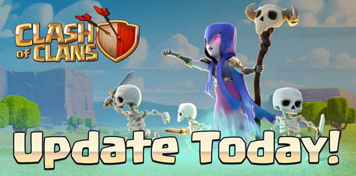 Actualización Clash of Clans 2016