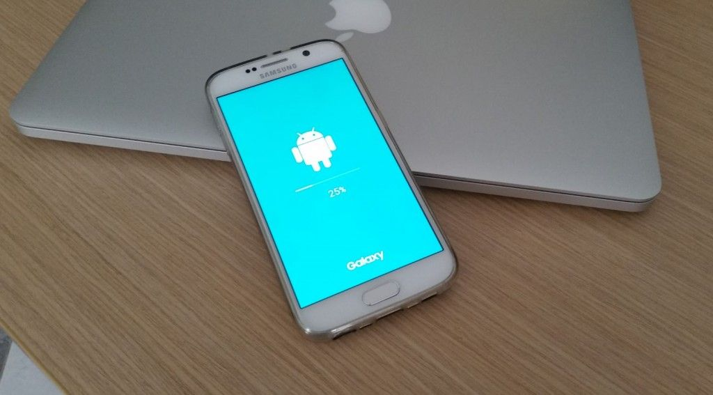 Actualizar Galaxy S6 a Android 5.1.1