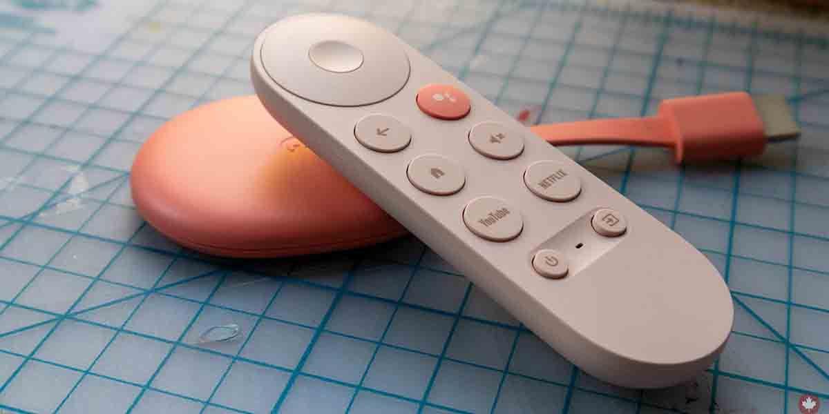 Actualizar Google TV