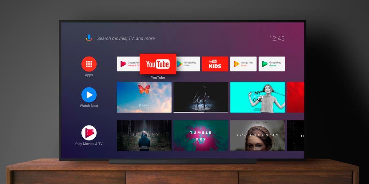 Actualizar Netflix Android TV