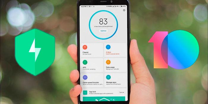 Actualizar app seguridad Xiaomi