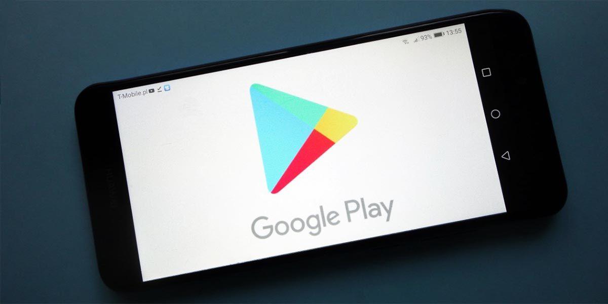 Actualizar apps última versión Google Play