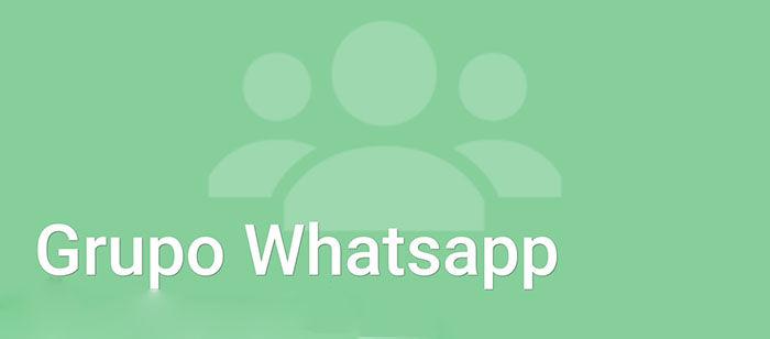 Administrar grupo de WhatsApp