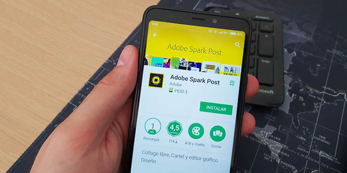 Adobe Spark Post Android