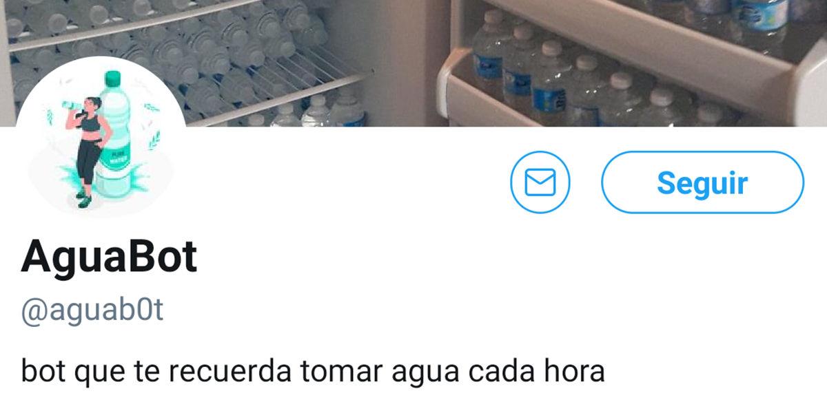 Agua Bot