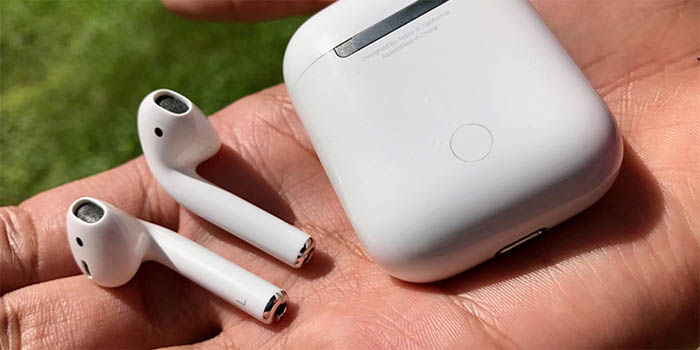 Airpods 1 blancos