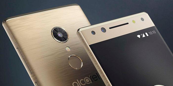 Alcatel presenta los nuevos moviles casi sin marcos