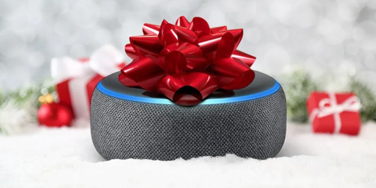 Alexa comandos Navidad