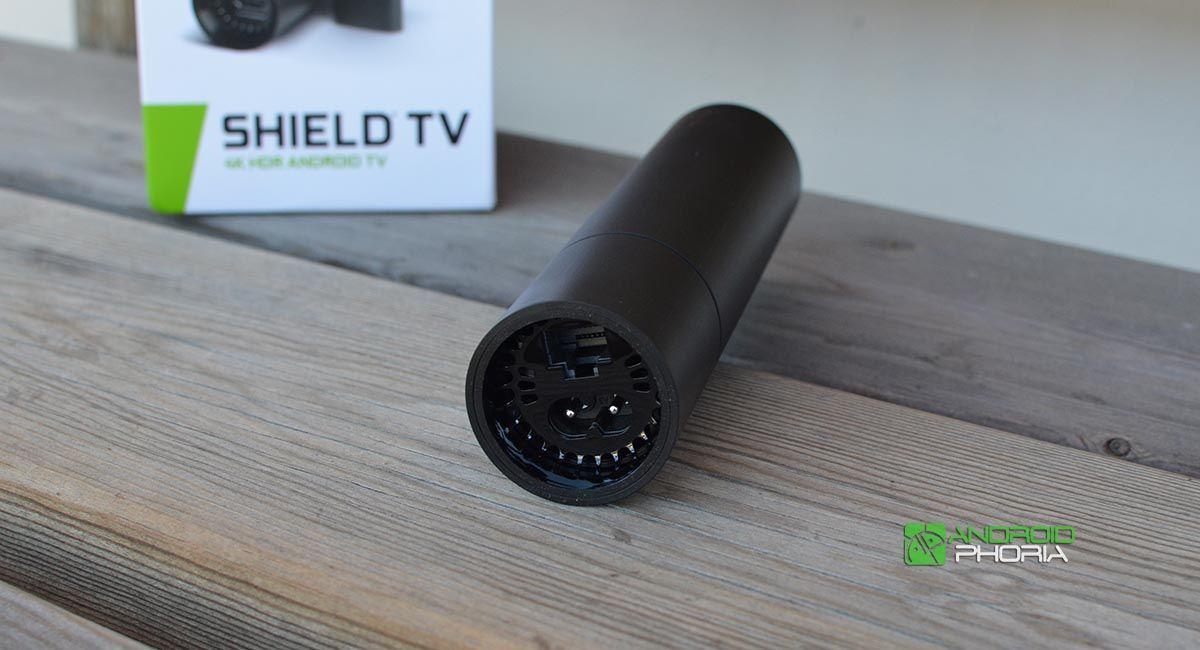 Alimentación y Ethernet Nvidia Shield TV