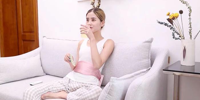 Aliviar dolor menstrual Xiaomi