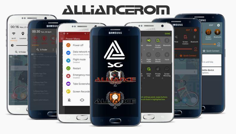 Alliance ROM Galaxy S6