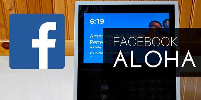 Aloha, asistente personal de Facebook