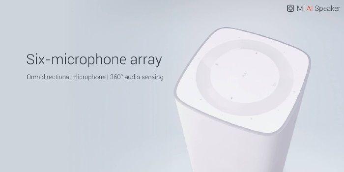 El nuevo altavoz inteligente de Xiaomi