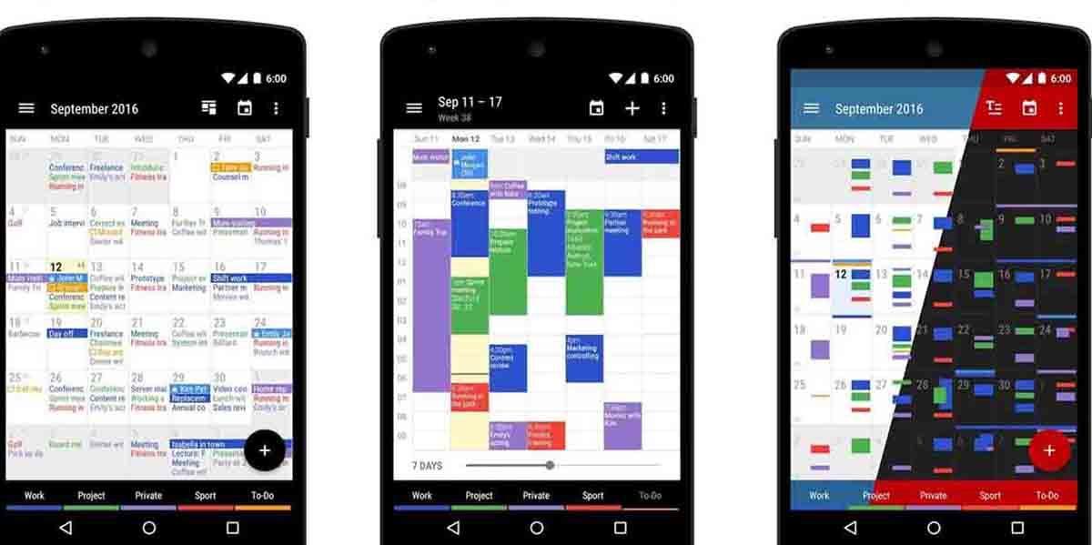 Alternativas a Google Calendario Business Agenda