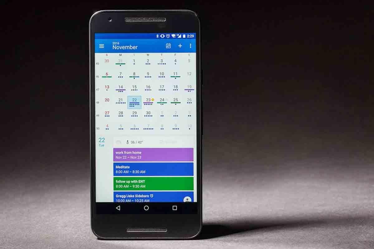 Alternativas a Google Calendario DigiCal