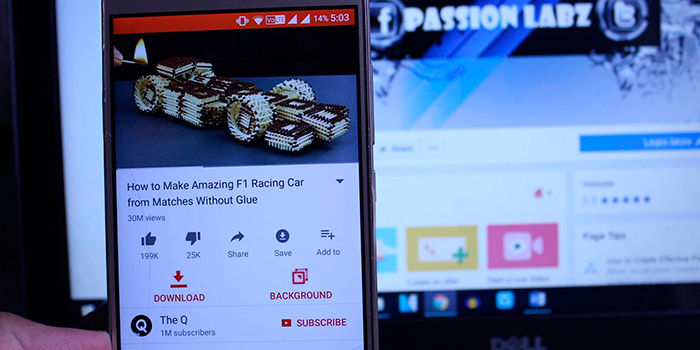 Alternativas a Snaptube para Android