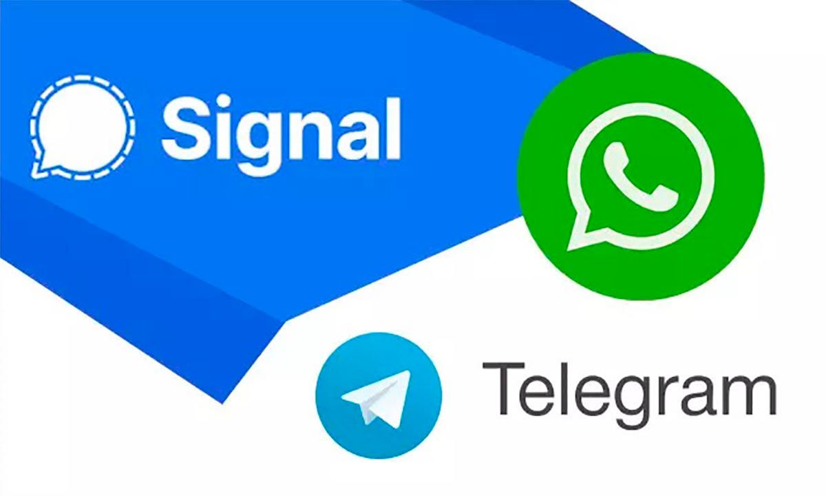 Alternativas a Telegram