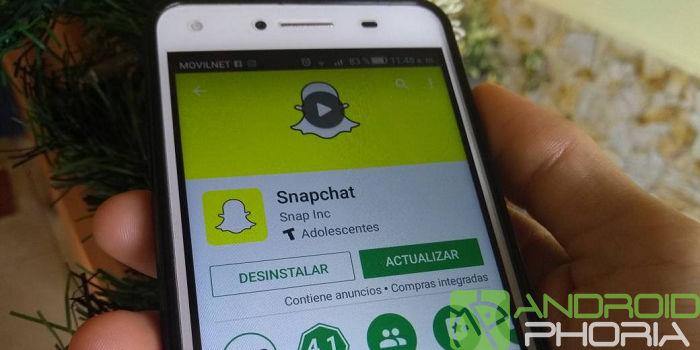 Alternativas mejores que Snapchat