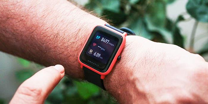 Amazfit Bip mejor smartwatch