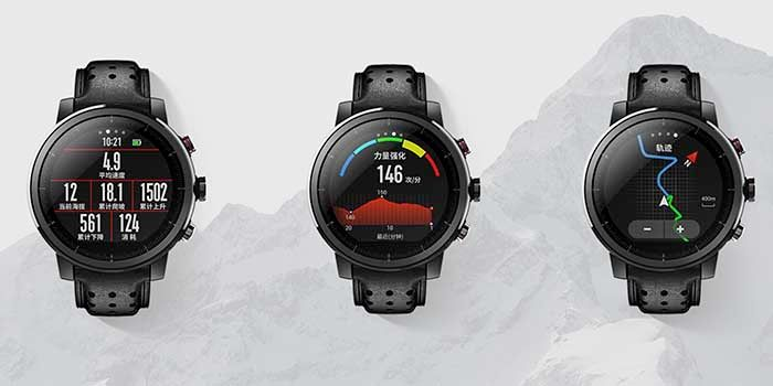 Amazfit Smarts Sports Watch 2S Premium Edition