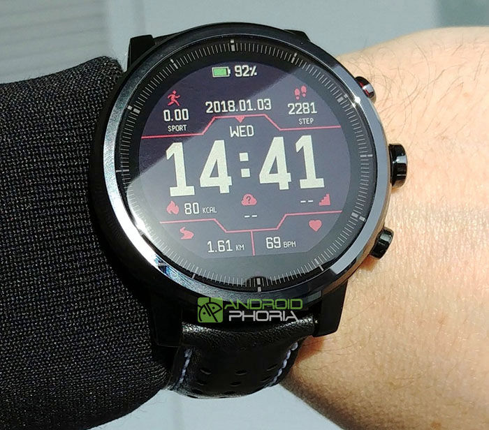 Amazfit Watch 2 en espanol