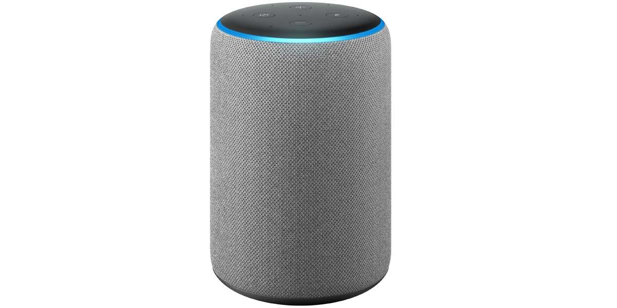 Altavoz inteligente Amazon Echo