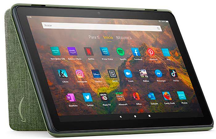 Amazon Fire HD 10 precio y disponibilidad